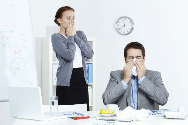 How Professional Cleaning Can Help To Prevent Illness Spreading In The Work Place.